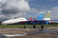 Swifts and Russian Knights will transited to new aircraft