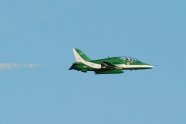 Saudi Hawks plane crash