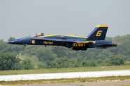 Blue Angels unplanned landing