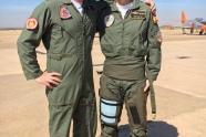 Patrulla Aguila first female pilot