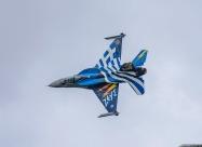 Hellenic Air Force Demo Team Zeus F-16C Block 52+