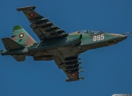 Bulgarian Air Force Su-25