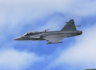 Swedish Air Force Gripen