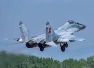 Bulgarian Air Force MiG-29