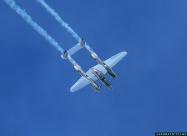 Red Bull P-38 Lightning