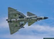 Swedish Air Force SAAB J37 Viggen