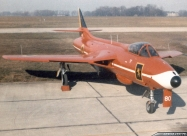 Red Devils flew Hawker Hunter F.6 from 1957 to 1963