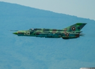 Bulgarian Air Force MiG-21