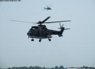 Bulgarian Air Force Cougar and Mi-24