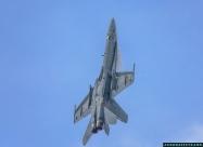 Spanish Air Force F/A-18 Hornet