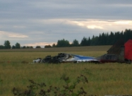 27 July 2003 crash
