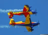 Hawks of Romania Extra 300