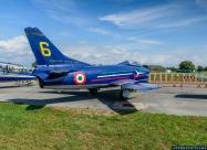 Frecce Tricolori Fiat G91 at Rivolto Air Base