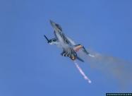 Belgian Air Force F-16 demo team