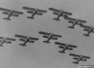 Fiat CR-32 Aerobatic Team