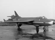 Red Devils Hawker Hunter F.6. Photo by Jean-Marie Hanon