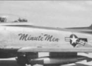 Minute Men F-86F-2 Sabre