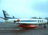 Blue Impulse F-86F Sabre