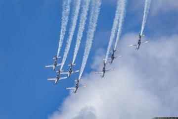 Orlik aerobatic team