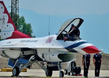 Thunderbirds pilot