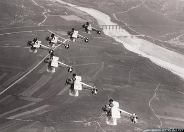 Squadriglia di Alta Acrobazia Aerea Breda Ba.19