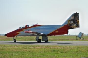 Patrulla Aguila solo aircraft