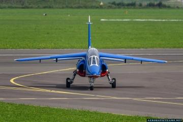 Patrouille de France aircraft crash landed