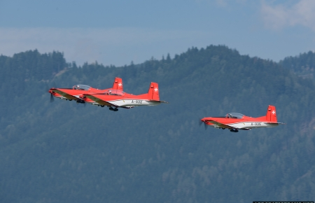 PC-7 TEAM Gallery