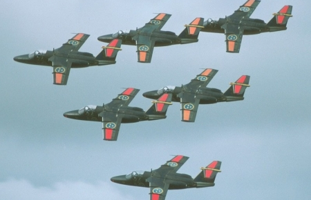 Team 60 SAAB 105 Gallery